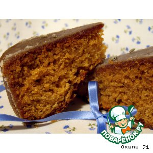 Деревенский пирог из мeда и розмарина