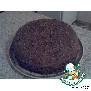 """Торт """"Сластeна"""""""