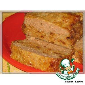 Запеканка мясная с гречкой
