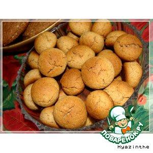 Ванильно-медовые шарики