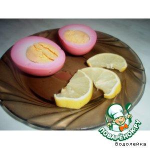 Маринованные.... яйца