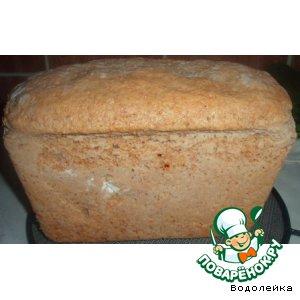 Хлеб с цельным зерном