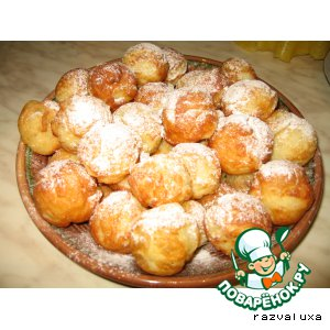 Вкусные пончики