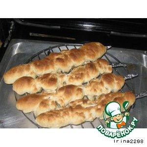 Хлеб на палочке
