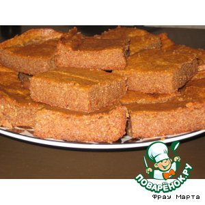 Пирог из хурмы