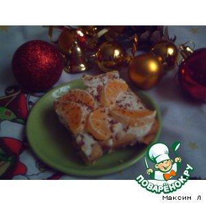 """Торт из печенья """"Каприз"""""""