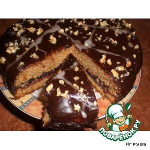 "Торт ""Кофемания"""