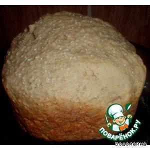 Пшенично-ячменный хлеб (для ХП)