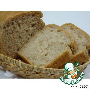 Хлеб с сухими травами