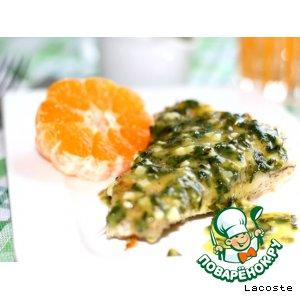Гренадер в апельсиновом соусе