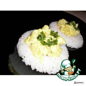 Рыба с ананасами под сливочным соусом