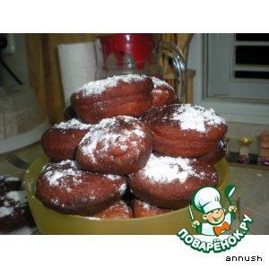 Суфганиет - пончики из ржаной муки