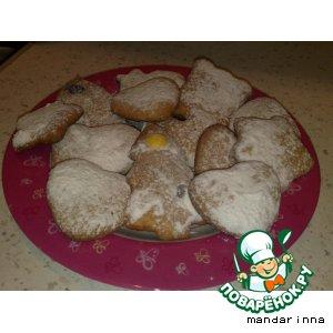 Печенье к празднику  Св. Николая