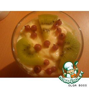 Десерт для НЕлюбителей фруктов