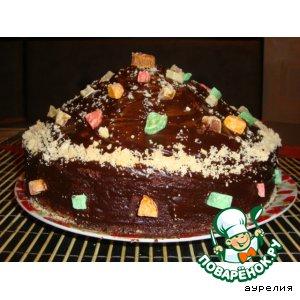"Торт ""Шапка Монамаха"""