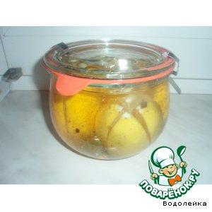 Лимоны для закуски