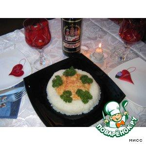 """Рис с креветками """"Для любимого"""""""