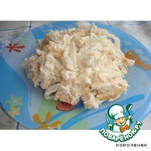 Свекровушкин салатик