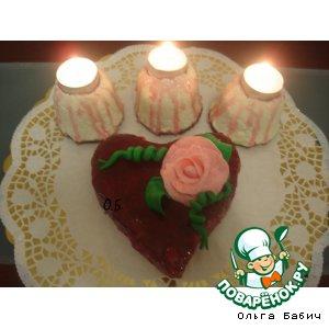 """Торт """"Для любимых"""""""