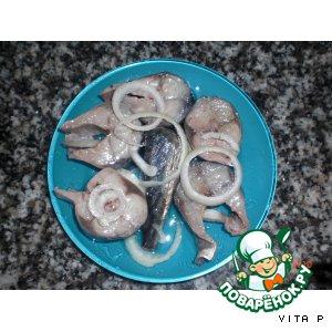 Рыба домашнего соления