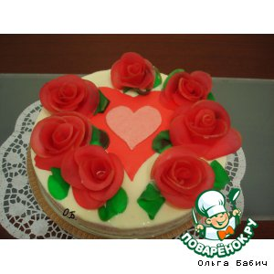 """Торт""""Творожный"""""""