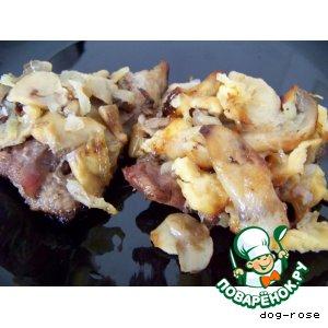Мясо «по-скифски»