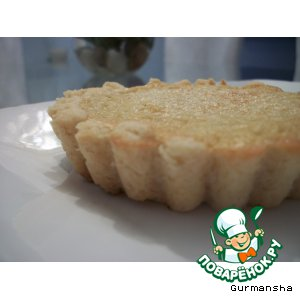Tartelettes amandines - Миндальные тарталетки