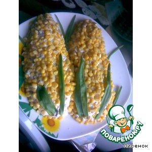 """Салат """"Початки кукурузы"""""""