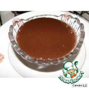 Шоколадная паста типа Nutella