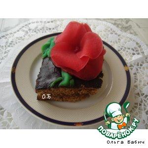 """Постный торт """"Мария"""""""