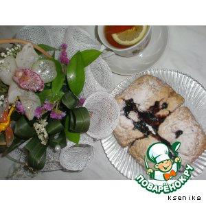 Открытый пирог от мамы