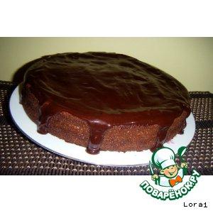 Пирог на Ряженке с Вишней и Клубникой