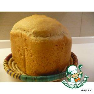 Хлеб сладкий десертный с курагой и изюмом