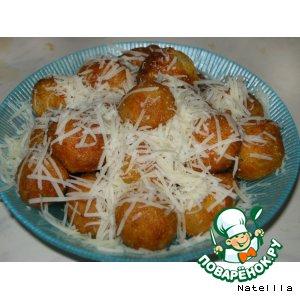 Французские сырные шарики