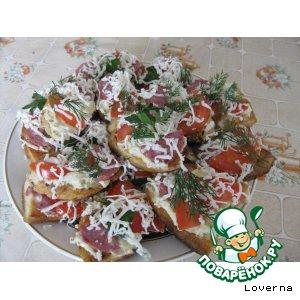 Бутерброды по-павловски