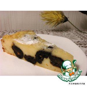 """Французский пирог с черносливом """"Far Breton"""""""