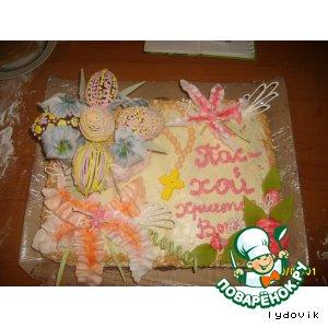 Тортик на Пасху