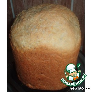 Хлеб в хлебопечке