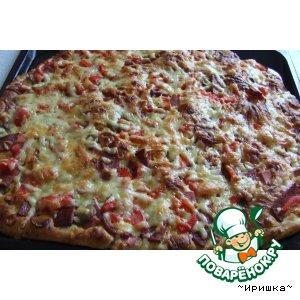 Пицца для всей семьи