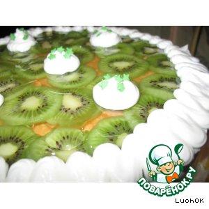"Торт ""Малахит"""