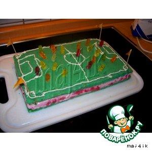 Финальный тортик