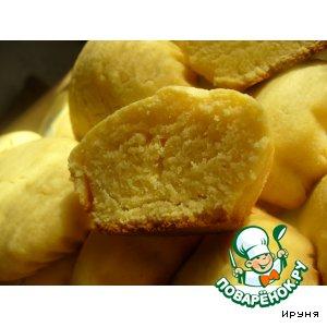 Кукурузные булочки