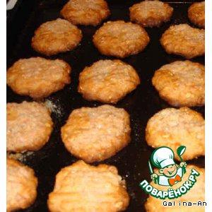 Печенюшки-сухарики