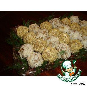 Печеночные шарики