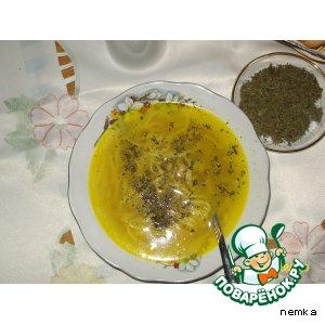 Лапша домашняя - Ериште азербайджанская