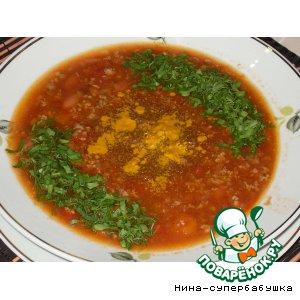 """Суп """"Чили кон карне"""""""
