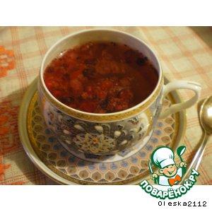 Чай по-тихвински