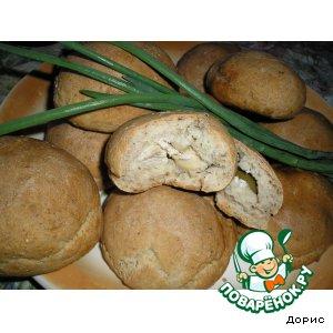 Закусочные хлебушки