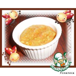 Салат-пюре для ваших малышей
