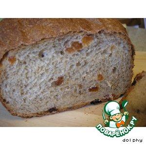 Ирландский цельнозерновой хлеб